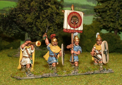 Thureophoros Command