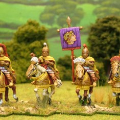 Hetairoi (Companions) Half Barding Command