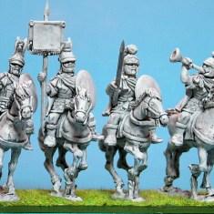 Antigonid/Greek Heavy Cavalry Command