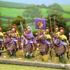 28mm macedonian successor Agema Cataphracts Full Barding x 12