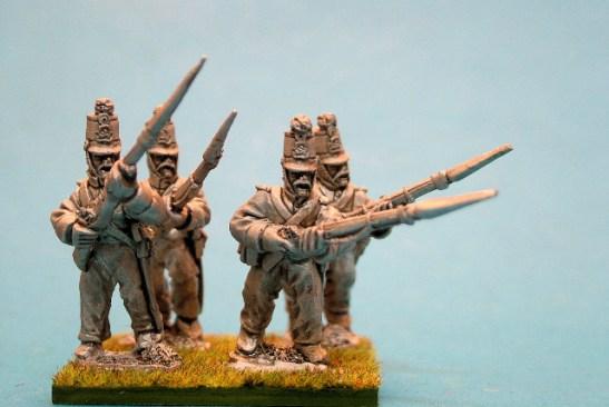 Mex. Militia infantry