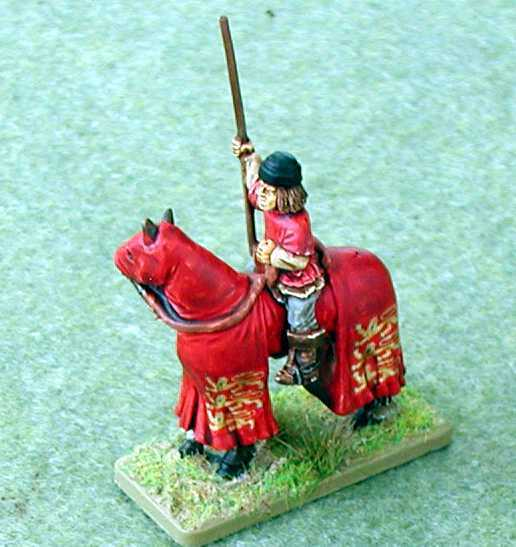 Mounted Referee