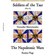 Grenadier Ekaterinoslav(Plate II)
