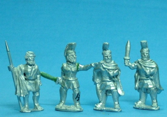 Greek Generals.