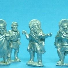 Spartan Generals.