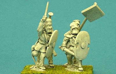 Spearman Command