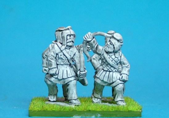 PER06a Archers advancing