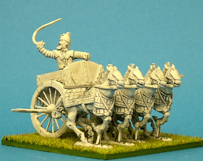 Scythed Chariot