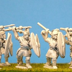 28mm Spanish Scutari