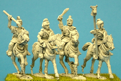 Spanish Cavalry Command