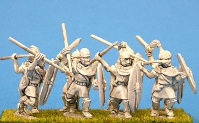 Celt Iberian Infantry