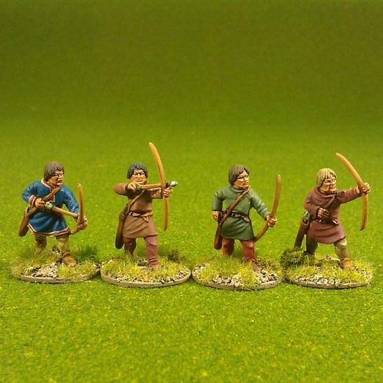 Archers,bareheaded (4)
