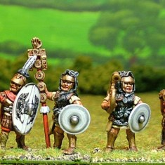 Early Republican Roman Army Deals