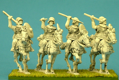 Equites Cavalry, spear.