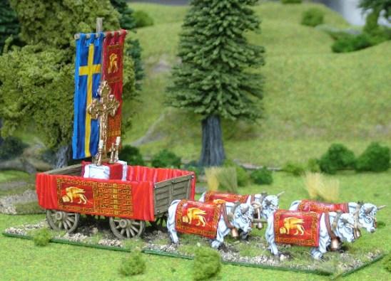 Religious wagon