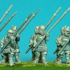 Samurai Retainers 5