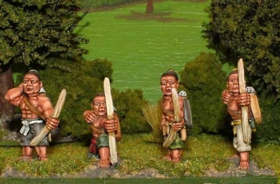 SU17 Tribal archers.