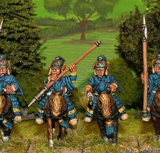 SU24 Heavy cavalry.