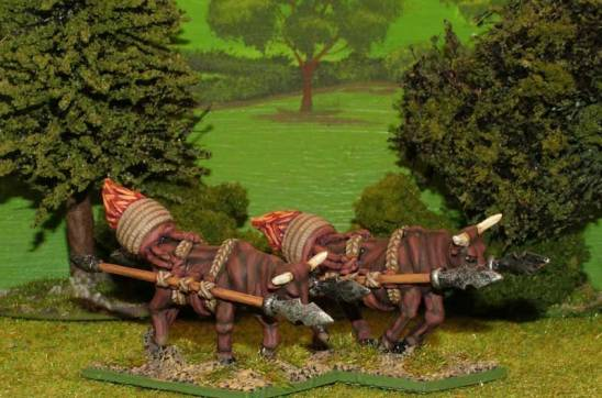 SU39 Fire oxen.