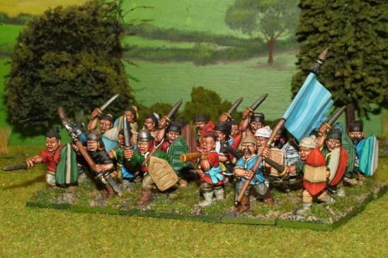 SUP01 Swordsmen.