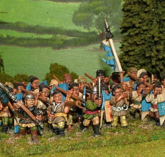 SUP03 Spearmen.