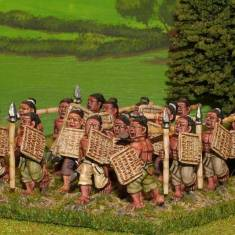 SUP12 Tribal infantry.
