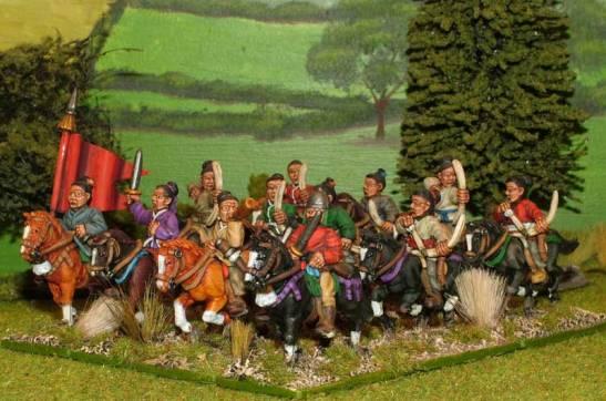 SUP15 Horse archers.