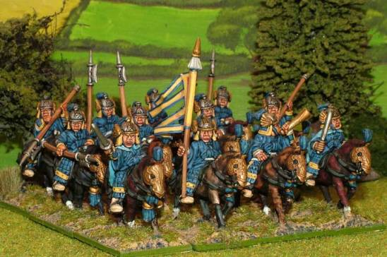 SUP18 Heavy cavalry.