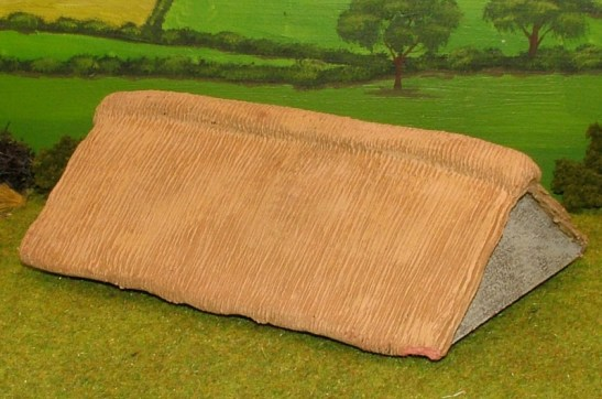 SV11a Thatch roof.