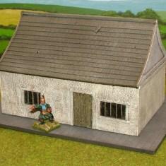 SV15b Single story house.