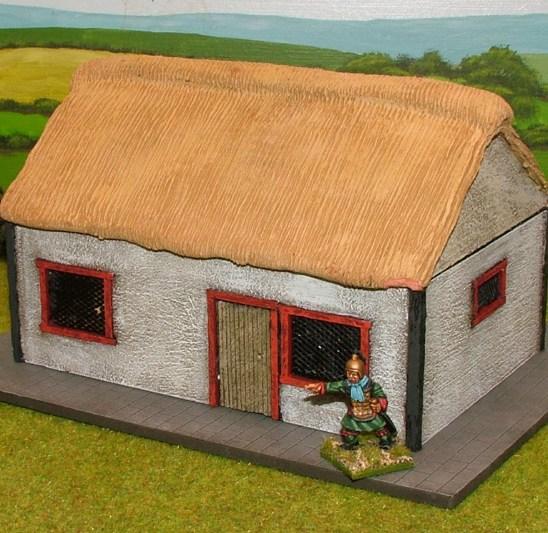 SV15e Single story house.