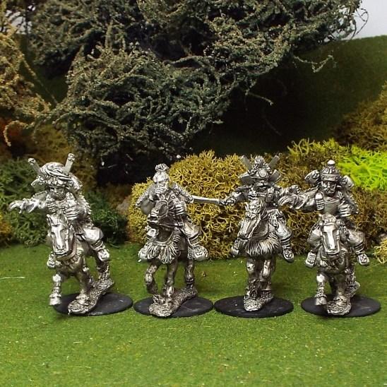 Samurai Cavalry command