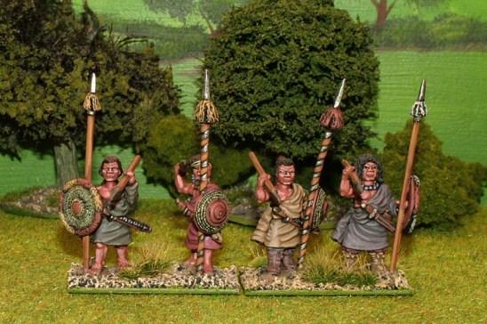 TB09 Nomad spearmen.