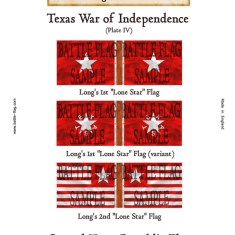 Texas War of Independence(Plate IV)