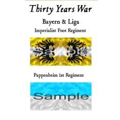 TYW/BAY/PAP/001 Bayern & Liga