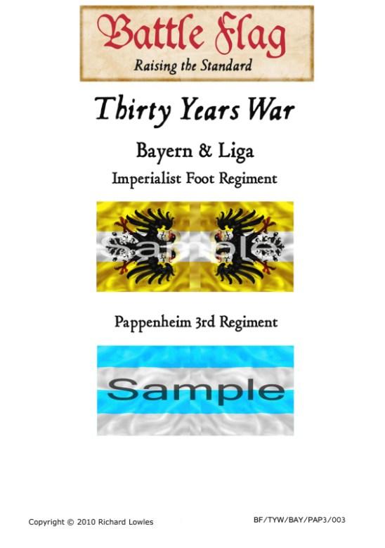 TYW/BAY/PAP/003 Bayern & Liga