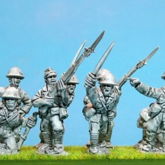 28mm ww2 Japanese Command.