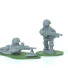 British paras with bren guns.
