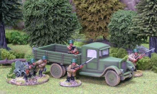 1/48 soviet russian Zis5 truck