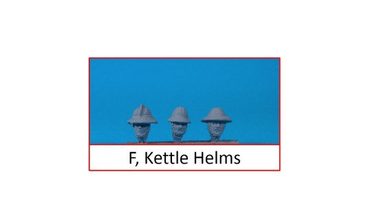 Kettle helms.