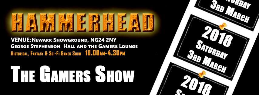 Hammerhead wargames show 2018
