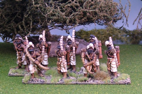 Indian Longbowmen