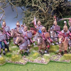 Scythian and Sarmatian Unit Packs