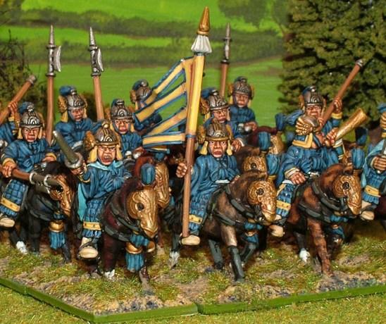 Sung Chinese Heavy Cavalry