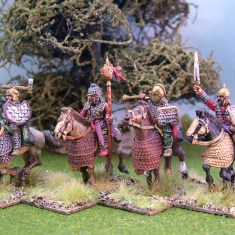 Scythians and Sarmatians