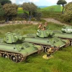 Russian Vehicle troop Packs