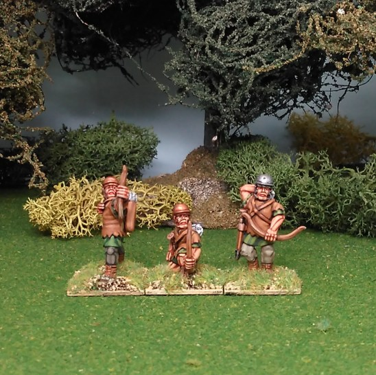 western early imperial roman auxiliary archers