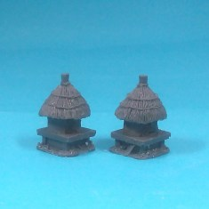 28mm dark age bee hives