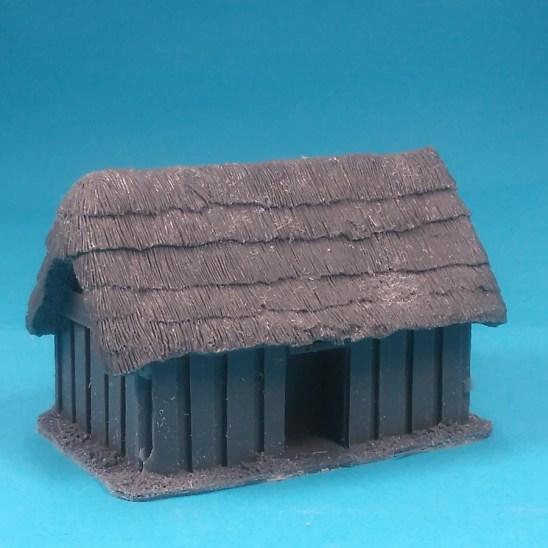 28mm dark age house