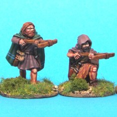 28mm pict crossbowmen